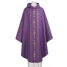 Vestment, Chasuble in Purple