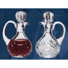 Cruet Set CB-10, Lead Crystal