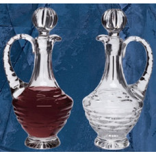 Cruet Set CB-12, Lead Crystal