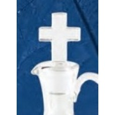 Cruet Cross Stopper