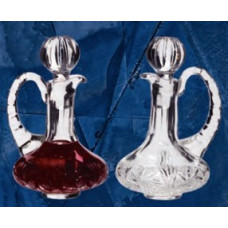 Cruet Set CB-13, Lead Crystal