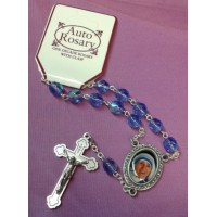 Auto Rosary, St. Teresa (Mother Teresa)