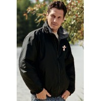 Deacon or Clergy All Weather Jacket, 2 colors