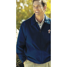 Deacon or Clergy Ultra Soft Lightweight Microfiber Jacket, 2 colors