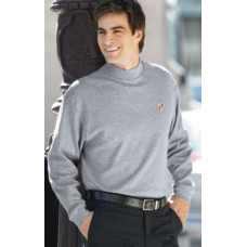 Deacon Long Sleeve Mock Turtleneck