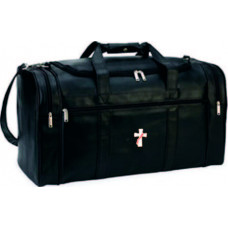 Deluxe Travel Bag with Deacon or Clergy Symbol