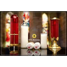 Domus Christi 14 Day Sanctuary Candle