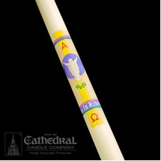 Paschal, Easter Candle, He Is Risen