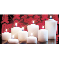 Candles, Votive Lights