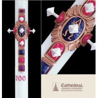 Paschal, Easter Candle, Christ Victorious