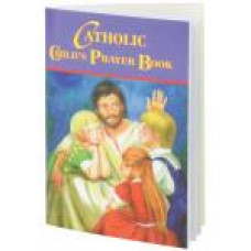 Book, CATHOLIC CHILD'S PRAYER BOOK