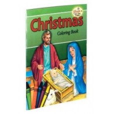 Coloring Book, The Story of Christmas