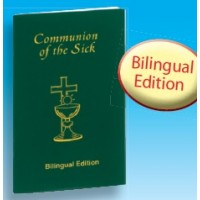 Book, Communion of the Sick Bilingual Edition