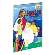 Coloring Book, Jesus