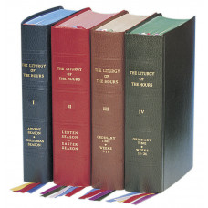 Book, Liturgy of the Hours, 4 Volume Set