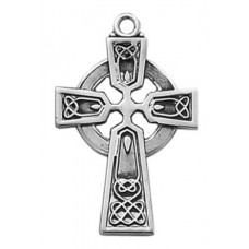 Celtic Cross, with Chain