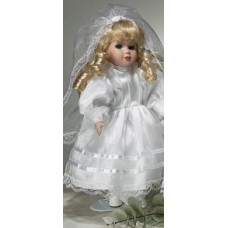 Communion Porcelain Doll