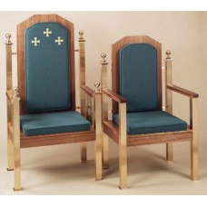 Chairs, Sanctuary Seating, Deacon Chair 2575