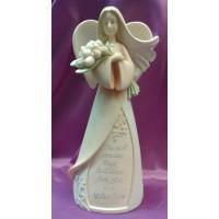 Statue, Mother Angel