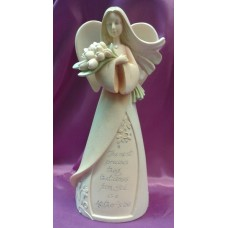 Statue, Mother Angel