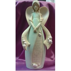 Statue, Serenity Prayer Angel
