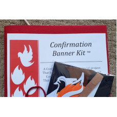 Confirmation Banner Kit - VOLUME DISCOUNT on 25 or more kits