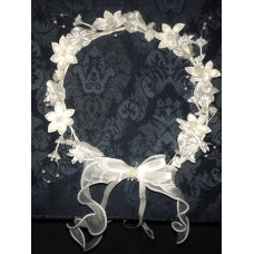 Communion Flower Headpiece