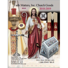 ORDER FORM for Faith Matters, Inc. Church Supplies 2018-2019 Catalogue