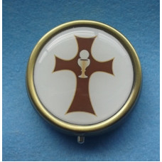 Pyx, Eucharistic Cross