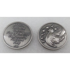 Token, 7 Gifts of the Holy Spirit, Special on 25 or more