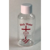 Holy Water Bottle,  Discounts as low as .39¢