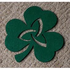 Shamrock Trinity Trivet, Open to view volume pricing