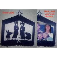 Nativity Craft, The Holy Family & Your Holy Family