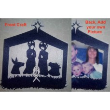 Nativity Craft, The Holy Family & Your Holy Family