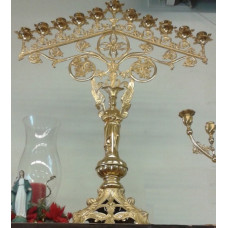 Candelabra, Angel Stem