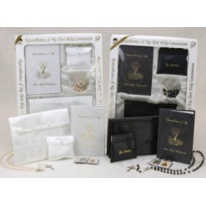 Communion Marion Missal and Rosary  Premier Boxed Set with Pocketbook or Wallet