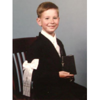 Communion Boys Arm Band