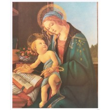 Picture, Botticelli Madonna