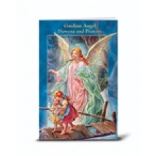 Book, Guardian Angel Novena and Prayers