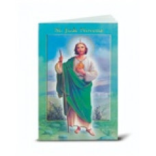 Book, Saint Jude Novena and Prayers