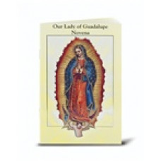 Book, Our Lady of Guadalupe Novena and Prayers
