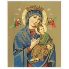 Picture, Our Lady of Perpetual Help