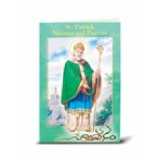 Book, Saint Patrick Novena and Prayers