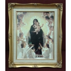 Picture, Religious Depiction of Madonna & Child
