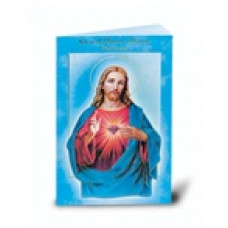 Book, Sacred Heart of Jesus Novena and Prayers