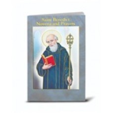 Book, Saint Benedict Novena and Prayers