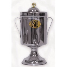 Bishop Urn for Holy Oil, 1 gallon