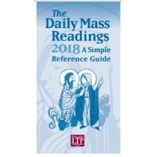2018, A Simple Guide to Daily Mass Readings
