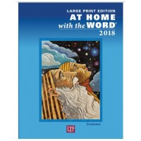 2018, Workbooks, At home with the Word® - LARGE PRINT