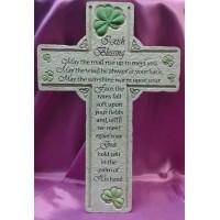 Cross, Irish Blessing